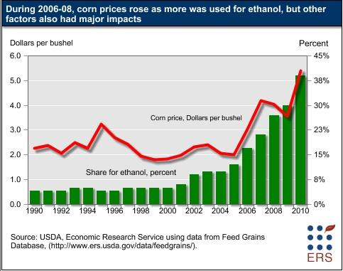 corn ethanol the future fuel essay Essay: ethanol as a motor vehicle fuel language automobile engines are capable of running up to 10% ethanol blended fuel corn ethanol: the future fuel.