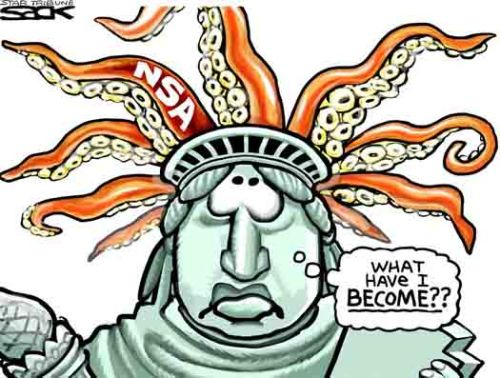 Liberty and the NSA