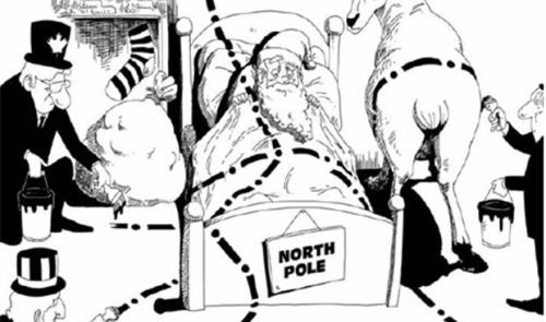 Embark on North Pole claim