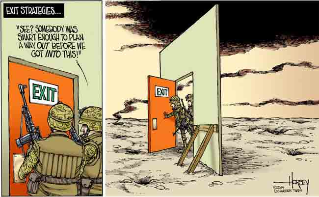 BLOG Horsey & David Horsey: Call it the open door policy   eats shoots u0027n leaves pezcame.com
