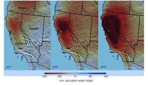 BLOG Drought maps