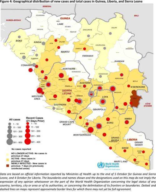 BLOG Ebola sitrep