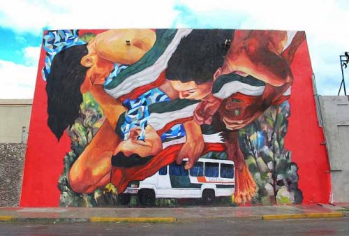 BLOG Ayoytzinapa mural
