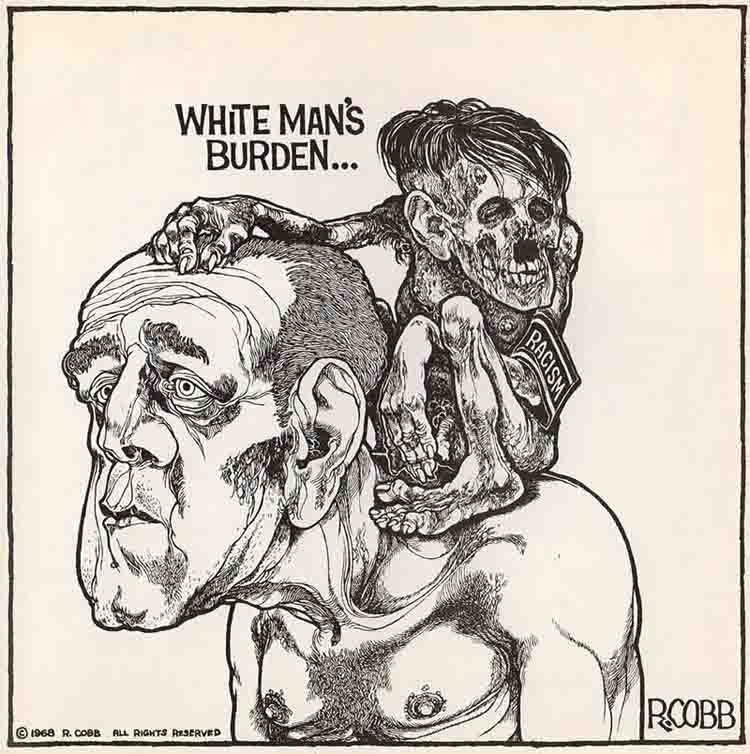 White Mans Burden R. Cobb: White ...
