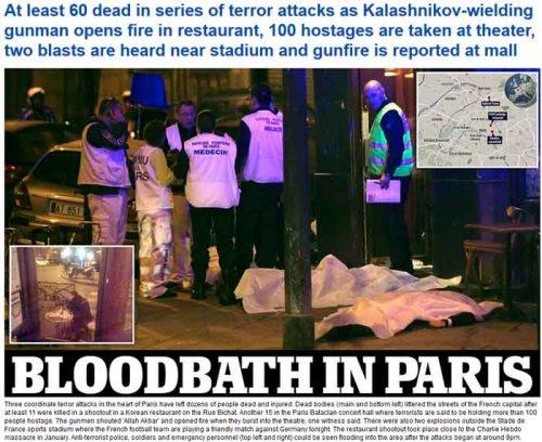 BLOG Paris London Mail