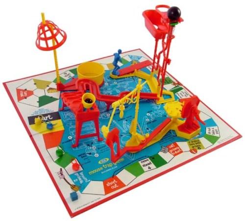 BLOG Mousetrap