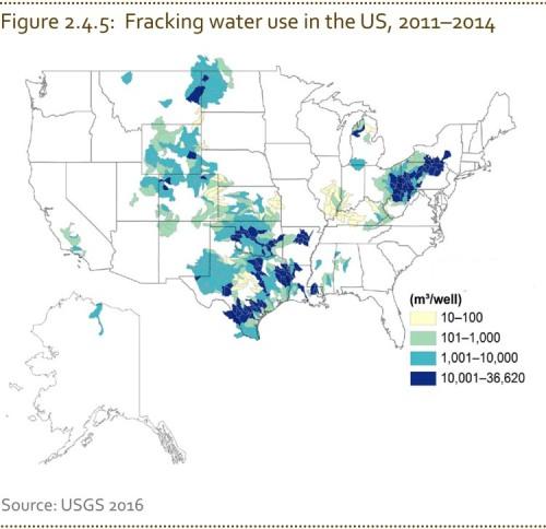 BLOG Fracking water