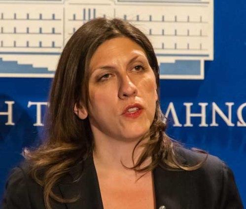 Zoe Konstantopoulou — Via Wikipeda.