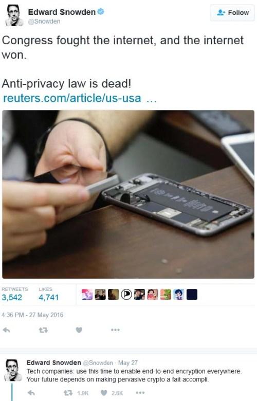 BLOG Snowden